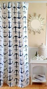 Nautical Shower Curtains Nautical Shower Curtains Teawing Co