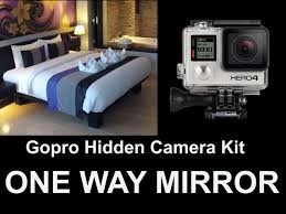 Two Way Mirror Bathroom by Gopro Hidden Camera Kitturn Your Gopro Into A Spy Camera One