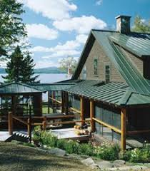 house colors with green roof metal roofing projects to try