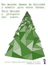 card 6 a triangular tree from cambra s in