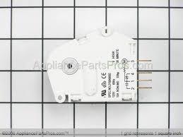 frigidaire 215846602 defrost timer appliancepartspros com
