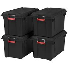 storage bins u0026 totes storage u0026 organization the home depot