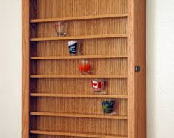 Wall Mounted Glass Display Cabinet Singapore Wall Cabinet Etsy