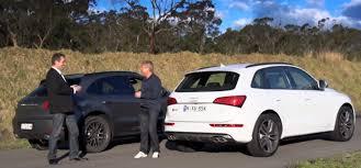 Audi Q5 Body Kit - audi sq5 tdi proves faster than macan s diesel in drag race