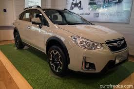 subaru showroom malaysia subaru xv facelift launched in malaysia from rm132k 137k lowyat