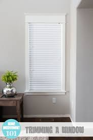 Make Your Own Window Blinds Trim Your Own Windows And Turn Windows Into Beautiful