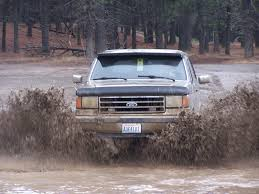 Ford Mud Racing Trucks - 15 toughest trucks ever built