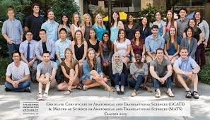 Masters Degree In Anatomy And Physiology Pre Medicine Academic Enhancer Programs The Department Of