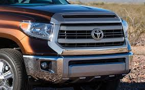 2014 toyota tundra first look truck trend