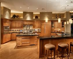 Kitchen Cabinet Cherry Fancy And Natural Cherry Kitchen Cabinets U2013 Decohoms