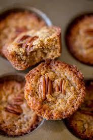 pecan pie thanksgiving pecan pie muffins dinner then dessert