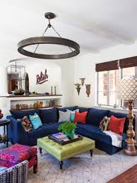 navy sofa living room navy couch houzz