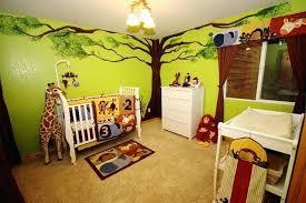 Safari Themed Nursery Decor Jungle Themed Nursery Ideas Best Ideas Baby Nursery Jungle Theme