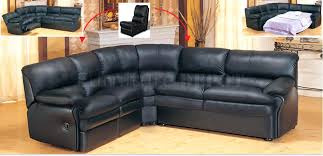 Black Leather Sofa With Chaise Black Sectional Leather Sofa Design Gradfly Co
