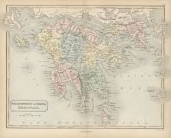 Asia Minor Map Classical Scholarship Tom U0027s Learning Notes
