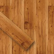 8mm reddish pine laminate flooring with attached pad bargain outlet