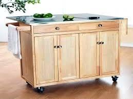 kitchen island with wheels kitchen island wheels instchordance com