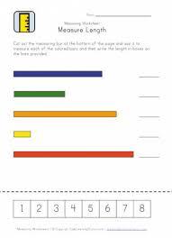 measuring worksheets for 2nd grade mreichert kids worksheets