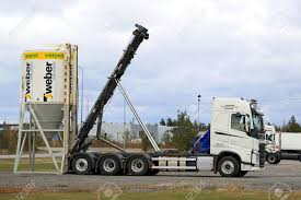 used volvo fh12 trucks used volvo fh12 trucks suppliers and lieto finland april 19 2015 volvo fh picks up weber saint