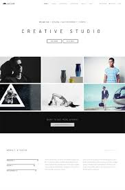 20 best agency wordpress themes for creative site designs in 2017
