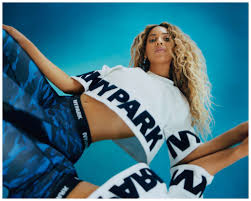 lyrica anderson and beyonce beyonce u2013 ivy park aw 2016 2017 sportswear collection celebs by