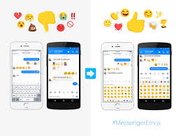 Vacuum Emoji by Facebook Messenger Rolls Out Diverse Emojis Today