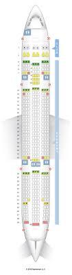 avion air transat siege seatguru seat map air transat airbus a330 200 332 business