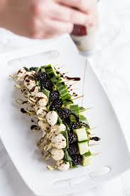 blackberry cucumber caprese skewers the sweetest occasion