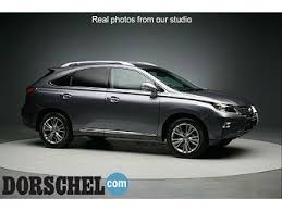 2004 lexus rx mpg used lexus rx for sale with photos carfax