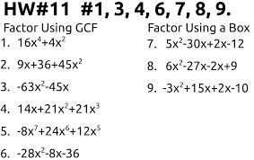Dividing Polynomials Worksheet Algebra Ii U2013 Mx Epstein