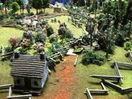 battle of shiloh in 15mm at cold wars charge civil war wargaming