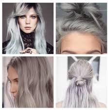 frosted gray hair pictures 10 weird hair trends oddee