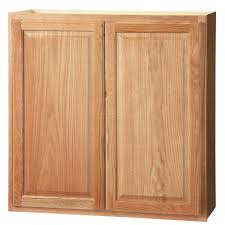 medium oak kitchen cabinets home depot reviews for hton bay hton assembled 36x36x12 in wall kitchen cabinet in medium oak kw3636 mo the home depot