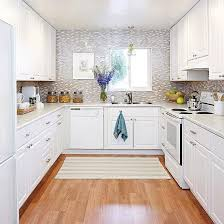 Kitchen Colours With White Cabinets Best 25 White Appliances Ideas On Pinterest White Kitchen