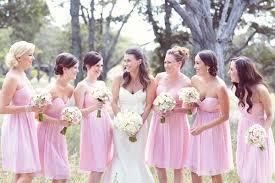 pink bridesmaid dresses light pink sweetheart bridesmaid dresses elite wedding looks