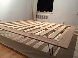 Building A Platform Bed With Legs by Kempt World Of Men U0027s Style Fashion Grooming