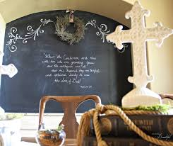 dining room chalkboard all things beautiful easter chalkboard dining room