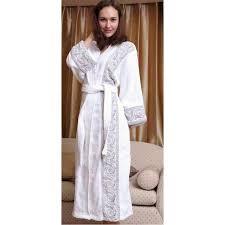 robe de chambre femme coton de chambre en ratine pour femme robe de chambre pour femme house