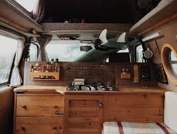 Vw T2 Campervan Interiors Pin By Adei Roel On Furgo Pinterest