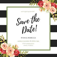 wedding invitations and save the dates customize 134 save the date invitation templates online canva