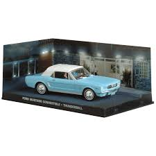 1964 ford mustang convertible thunderball model cars hobbydb