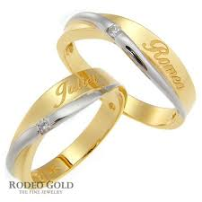 rings with initials gold initial rings tcr46276 engagement rings