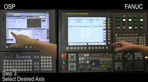 cnc control procedures okuma osp u0026 fanuc u201cwork zero offset