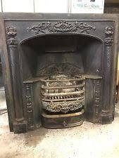 Cast Iron Fireplace Insert by Georgian Fireplace Ebay