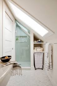 Green And White Bathroom Ideas Best 25 Attic Bathroom Ideas On Pinterest Green Small Bathrooms
