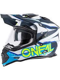 motocross goggles tinted oneal blue 2018 sierra ii slingshot mx helmet oneal