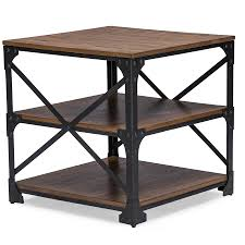 belham living trenton industrial end table calm belham living trenton industrial end table espresso end tables