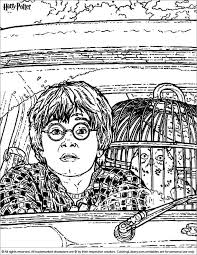 93 coloring pages harry potter images harry