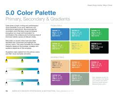 Color Palette Examples by Abby Bradford