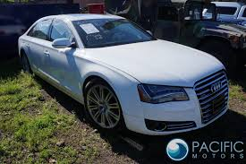 white audi sedan left driver rocker panel molding white 4h4853859b oem audi a8l d4